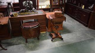 AUCTION    HOUSE CLEARANCES  WITH ANTIQUES, COLLECTABLES & CRAFTS ITEMS