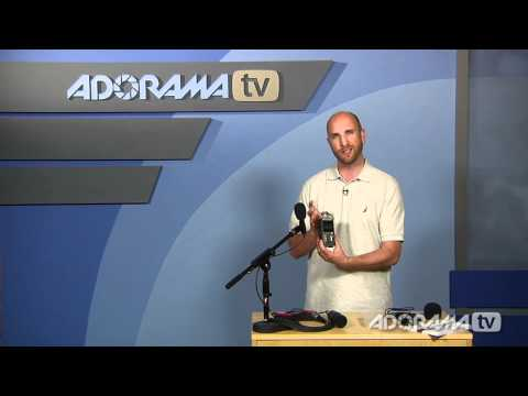 0 Zoom H4N Handy Recorder: Product Reviews: Adorama Photography TV