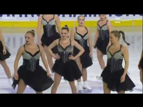 2014 World Synchronized Skating Championships