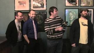 Exclusive Video: Interview with Impractical Jokers