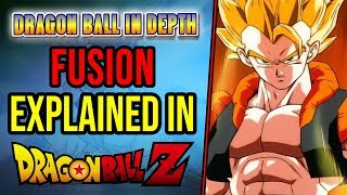 Dragon Ball Z Fusion Explained