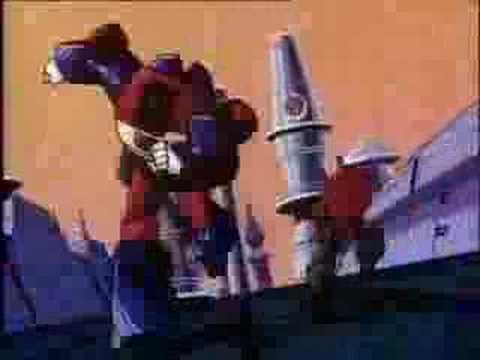 Transformers - Season 4 Theme Song