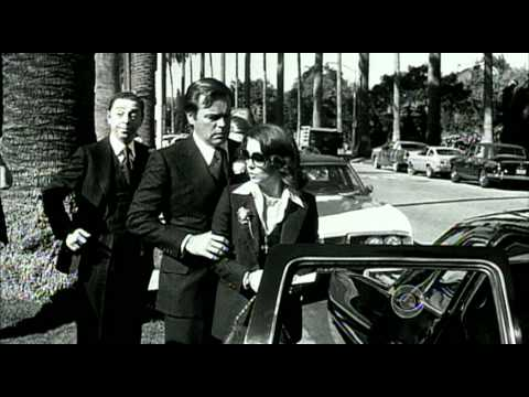 CBS Evening News - LA Sheriff's Dept. reopens Natalie Wood case