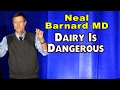What the Dairy Industry Doesn't Want You to Know - Neal Barnard MD - FULL TALK