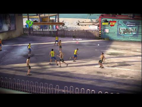 FIFA STREET 3 - BRA VS SPA