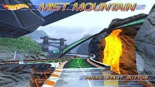 Hot Wheels World Race - Mist Mountain