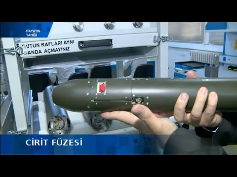 Milli Savunma Sanayiimiz - Inside Turkish Defence Industry