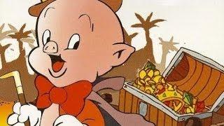 Porky Pig veut faire fortune - Dessin animé complet en francais