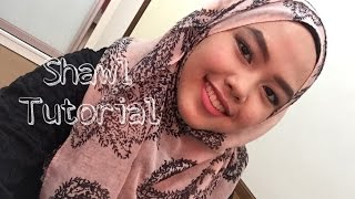 Butterfly Shawl & Wideshawl Tutorial (4 styles)