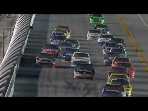Jeff Gordon Blows Up - 2012 Daytona 500