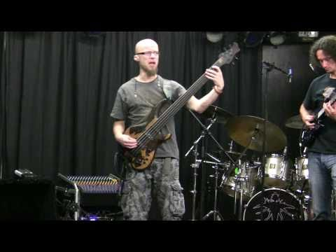 cynic - soundcheck 2010 in HD
