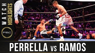Perrella vs Ramos HIGHLIGHTS: February 15, 2020 | PBC on FOX