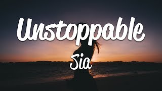 Sia - stoppable