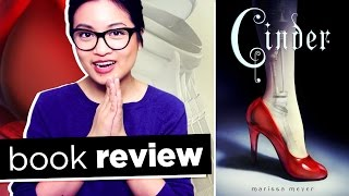 Cinder by Marissa Meyer | Book Review