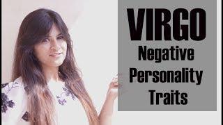 Virgo Opposing Personality Traits