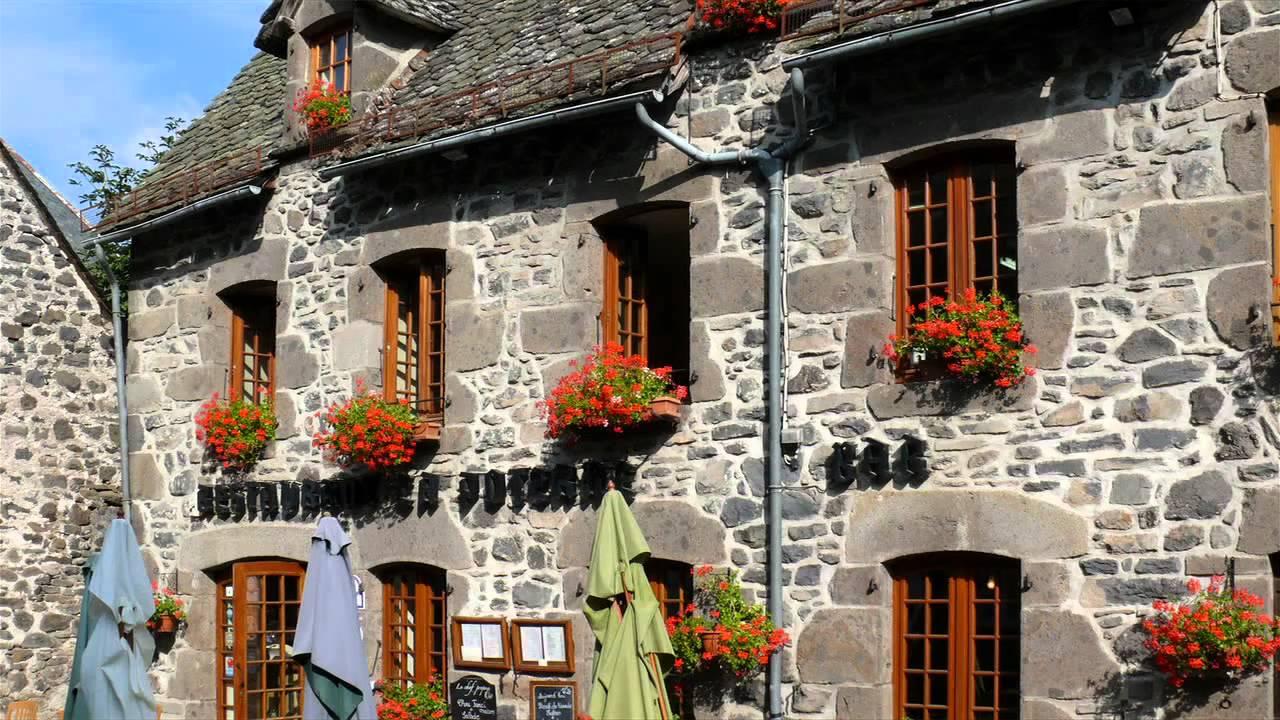 Salers les plus beaux villages de france youtube - Les plus beaux lampadaires ...