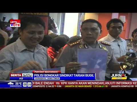 Terbongkar, Praktek Tari Bugil dalam Mall di Surabaya