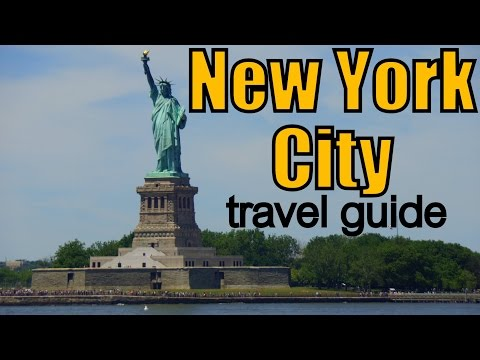 Visit New York City Travel Guide