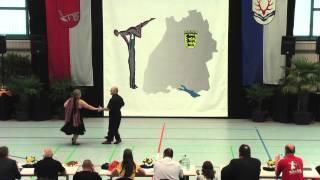 Beate Werner & Michael Fischer - LM Baden-Württemberg & Hessen 2015