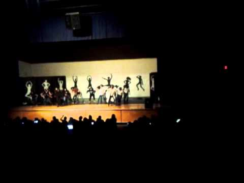 Westover middle school dance saw music