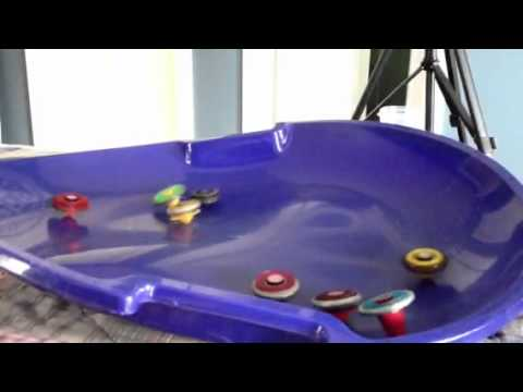 50 Way Beyblade Battle video