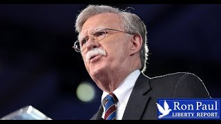 SPECIAL REPORT: Bolton To The White House - Pre-Emptive War On The Way?