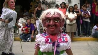 Las famosas danzas de Tixtla.