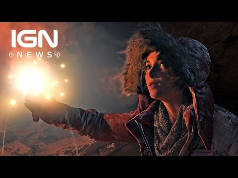 Rise of the Tomb Raider PS4 Release Date Announced - IGN News