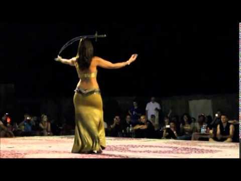 Sexy Hot Sensual Arabic Belly Dance