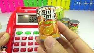ChiChi ToysReview TV - Trò Chơi siêu thị có máy tính tiền