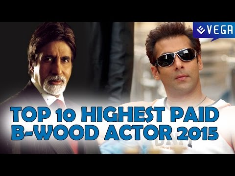 Top 10 Highest Paid Bollywood Actor 2015 - 16