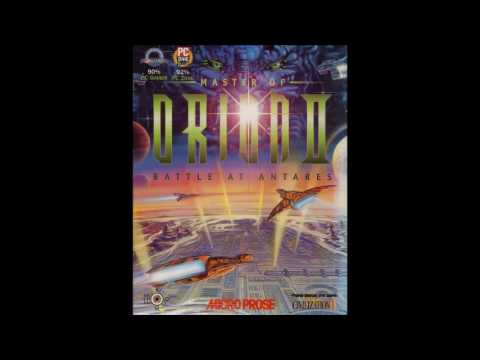 Master of Orion II: Battle at Antares - Main Galactic Theme 2