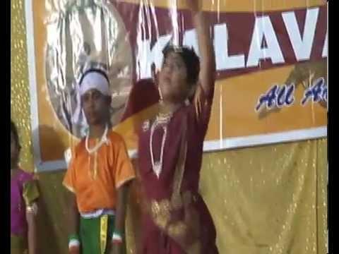 Tamil Patriotic Folk Dance video