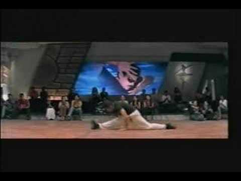 Allu Arjun's first dance