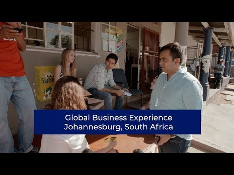 Global Business Experience Johannesburg | London Business School