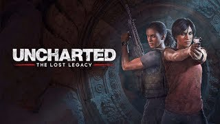 Uncharted The Lost Legacy - Game Movie
