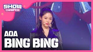 download lagu Show Champion Ep.212 Aoa - Bing Bing gratis