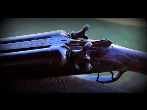 Remington Shotgun Model 1889 Double Barrel