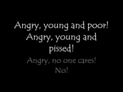 Anti Flag - Angry, Young And Poor