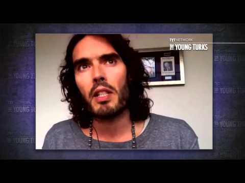 Russell Brand & The Young Turks Talk Obama: Russell Brand The Trews (E128)