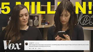 Vox REACTS to comments😱😱😱 (5 million subs THANK YOU video!!!) (NOT clickbait)