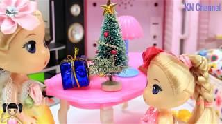 ChiChi ToysReview TV - Trò Chơi búp bê viết thư gửi ông già Noel để nhận quà
