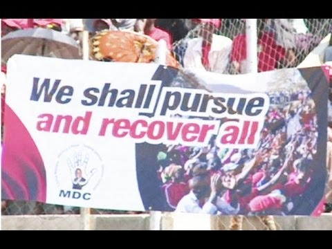A brief rundown of the MDC's 14-year existence in Zimbabwe
