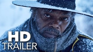 THE HATEFUL EIGHT Trailer Deutsch German (HD) Samuel L. Jackson, Kurt Russell, Jennifer Jason Leigh