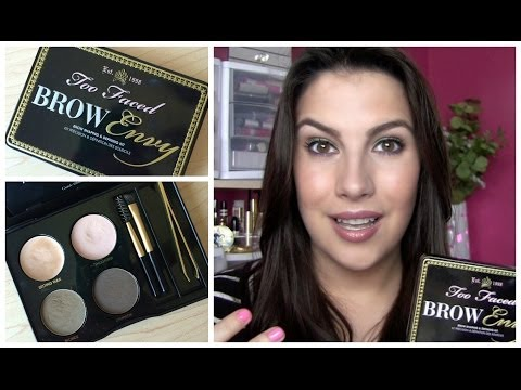 Too Faced Brow Envy Review