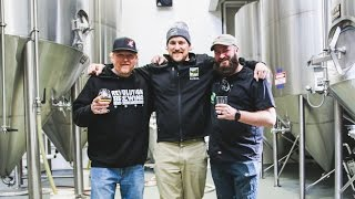 Behind the Beer: REVved UP Brew Day With Upland Brewing Co.