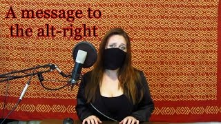 Boston Antifa's Message to the Alt-Right & Trump Supporters from Big Queenie