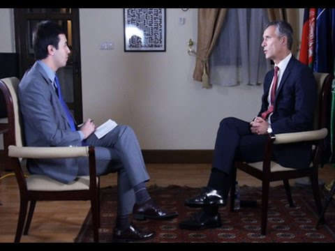 Exclusive Interview with NATO Secretary General Jens Stoltenberg