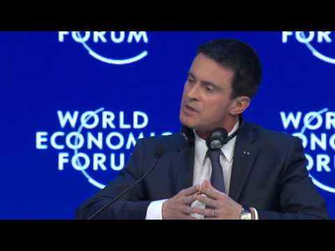 Davos 2016 - The Future of Europe
