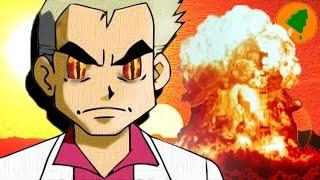 The Pokemon Professor Conspiracy EXPOSED!